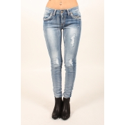 Jeans déchiré