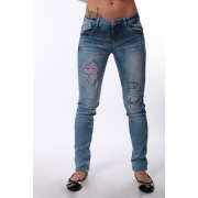 Jeans strass used