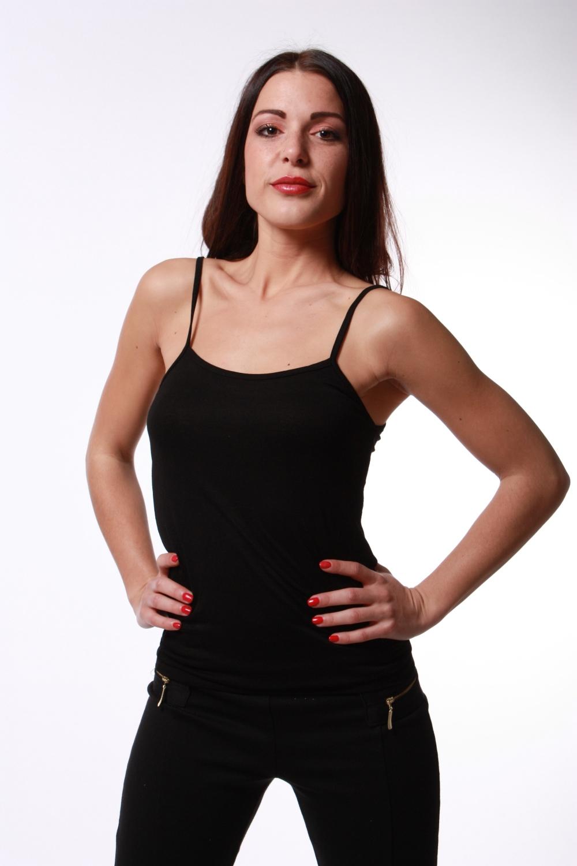 Les débardeurs femme Promod font office de dessous ou de tops à fines bretelles, basiques ou chics, pendant tout l'automne! Débardeur simple ou top à bretelles en dentelle, les t-shirts sans manches sont des essentiels du dressing, toujours agréables à porter!